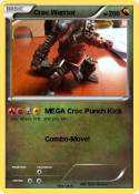 Croc Warrior
