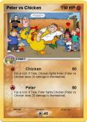 Peter vs