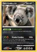 Dark Koala