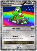 Yoshi Cart