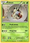 Fruitwart