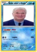 Bulté alias Le