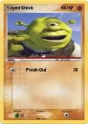 1 eyed Shrek