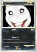 Picka jeff