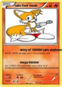 tails fixer