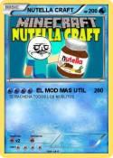 NUTELLA CRAFT