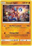 Deoxys Type2