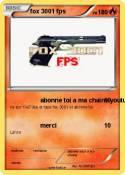 fox 3001 fps
