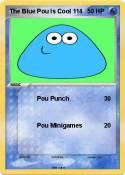 The Blue Pou Is