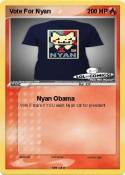 Vote For Nyan