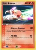 Kirby dragoon