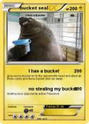 bucket seal