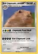 Evil Chipmunk