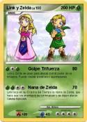 Link y Zelda