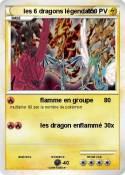 les 6 dragons