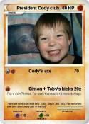 President Cody