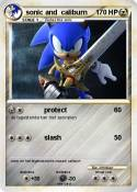 sonic and