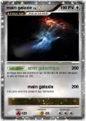 main galaxie