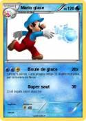 Mario glace