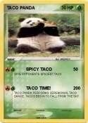 TACO PANDA