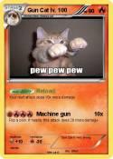 Gun Cat lv. 100
