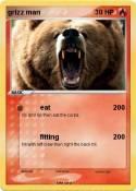 grizz man