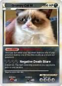Grumpy Cat M