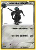 maitre robot