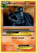 Knight of doom