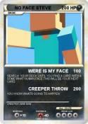 NO FACE STEVE