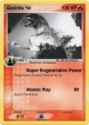 Godzilla '54