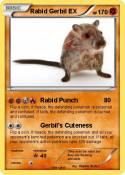 Rabid Gerbil EX