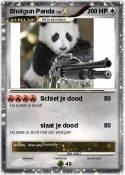 Shotgun Panda