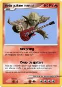 Yoda guitare
