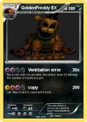 GoldenFreddy EX