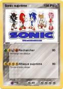 Sonic supréme