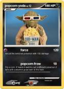 popcorn yoda