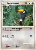 Toucan-toucan