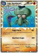 Ugly Squidward