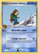 Derpy mountain