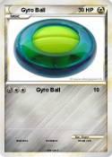 Gyro Ball