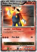 Super Mad Mario