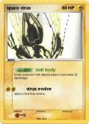 space virus