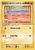 Card in card in