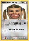 beiber before
