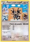 Team Lucario