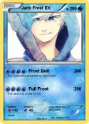 Jack Frost EX