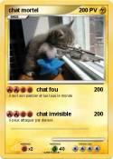chat mortel