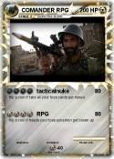 COMANDER RPG