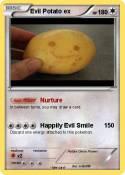 Evil Potato ex